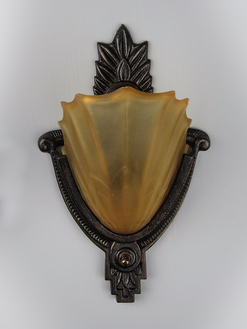 Art Deco Wall Sconce Renew Gallery