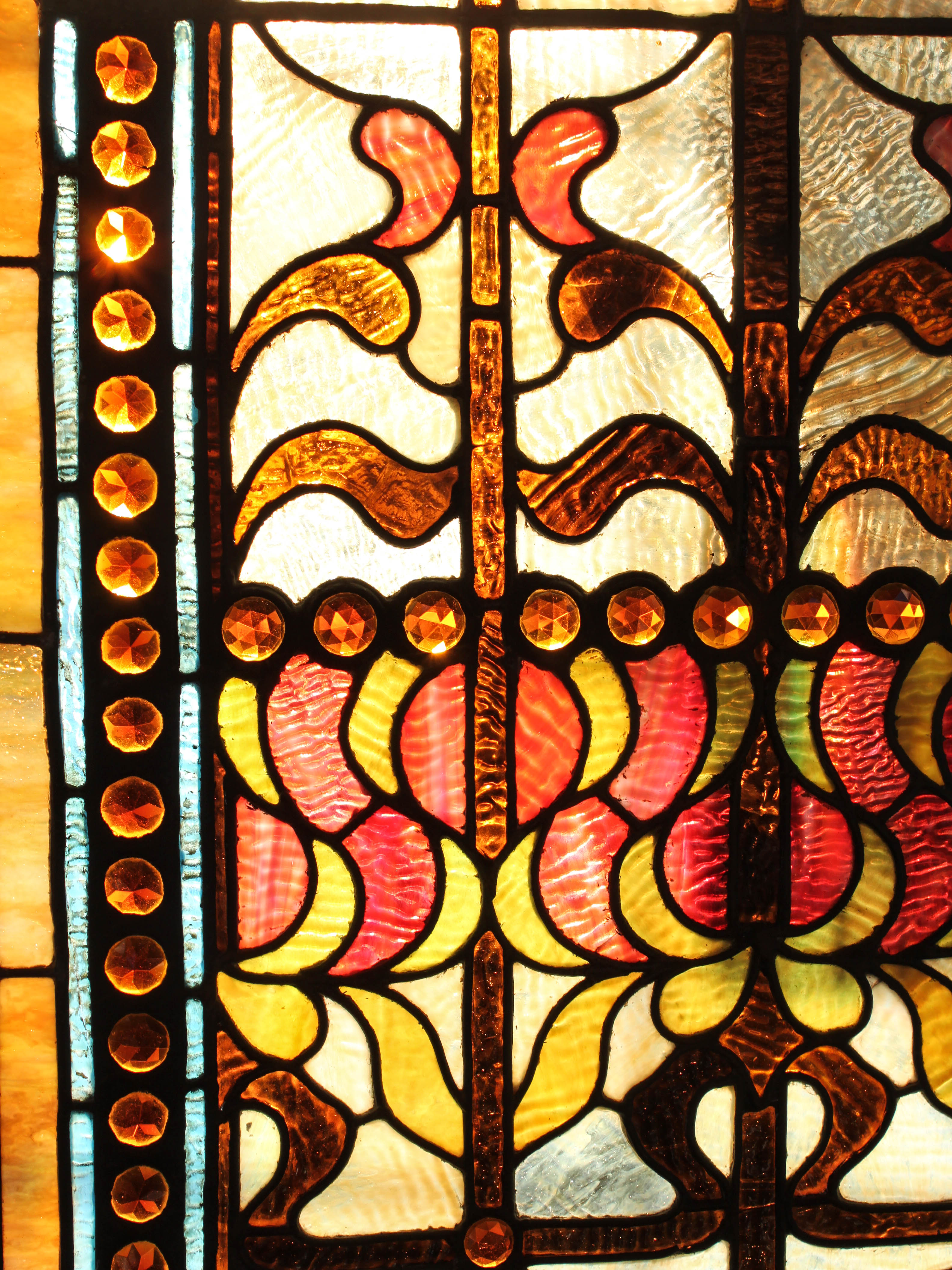 Large Stained Glass Window Panel Renew Gallery