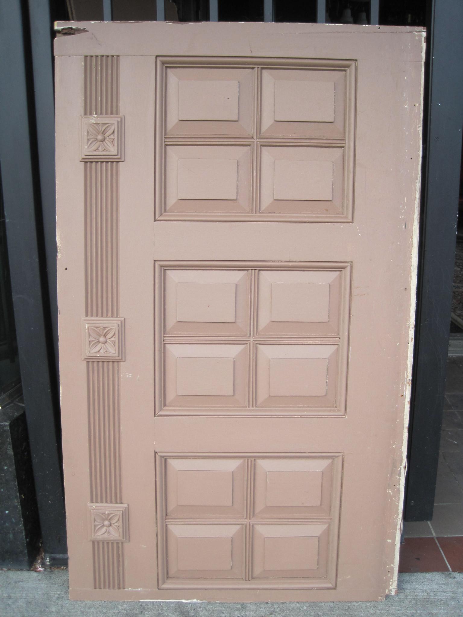 Walnut Wall Panels