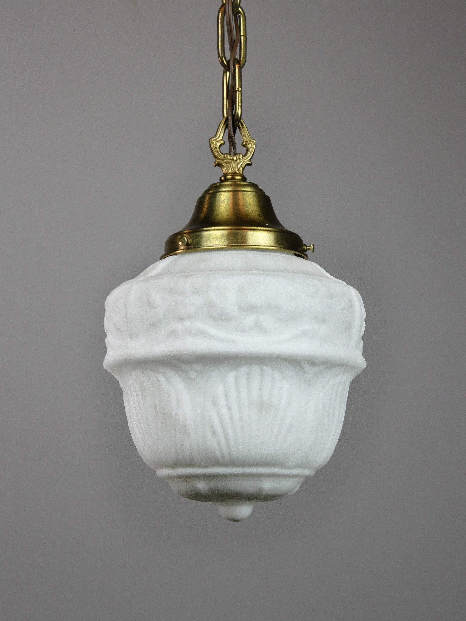 Acorn Pendant Light Fixture