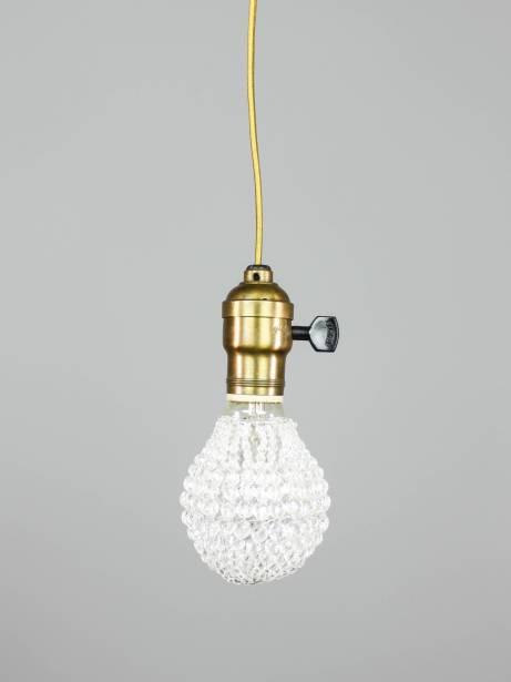 Crystal Pendant Light Fixture Jude RL1023-7