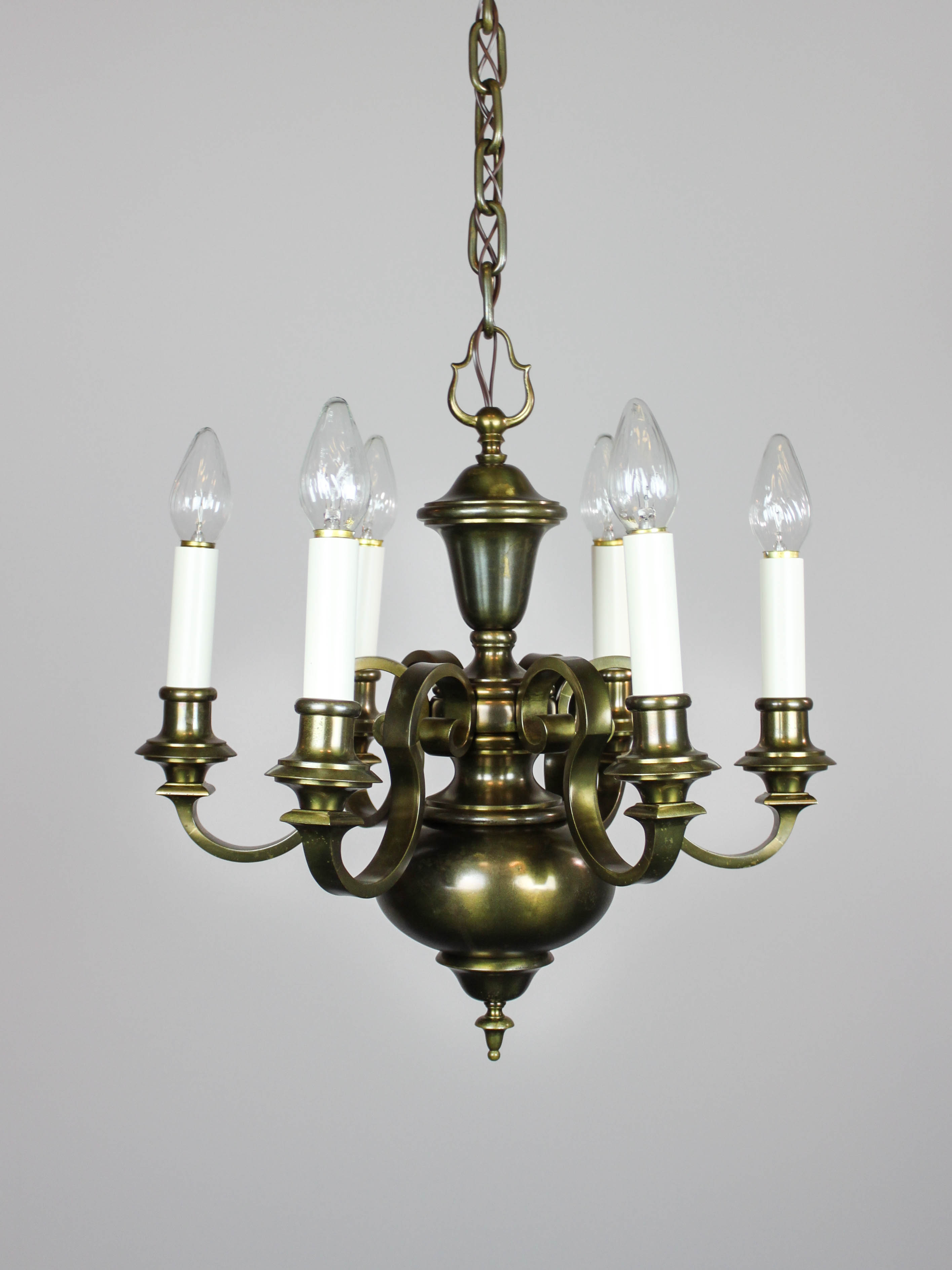 p colonial world light chandeliers bronze imports euro the chandelier
