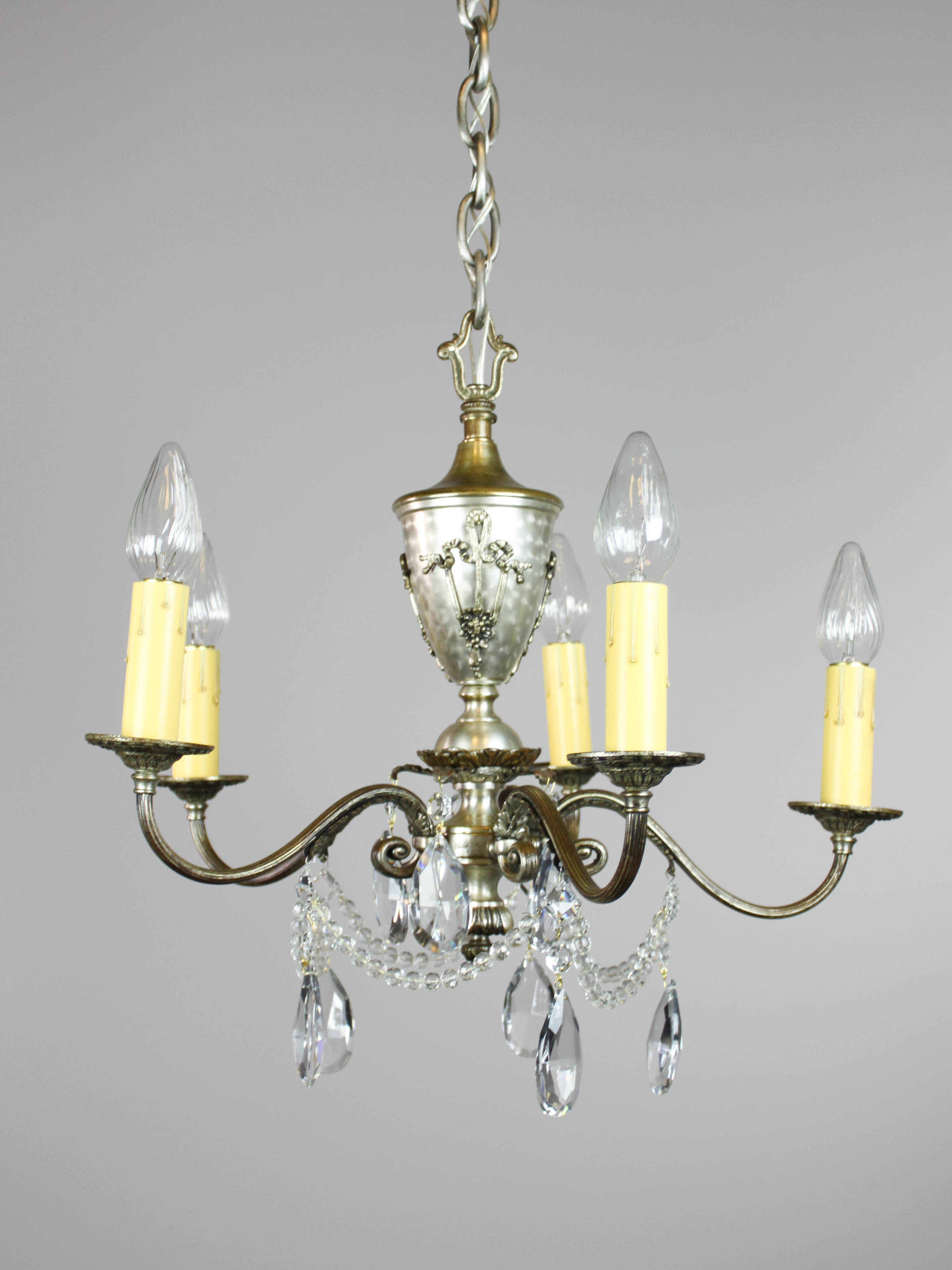 fs colonial loading zoom chandelier weston light iron