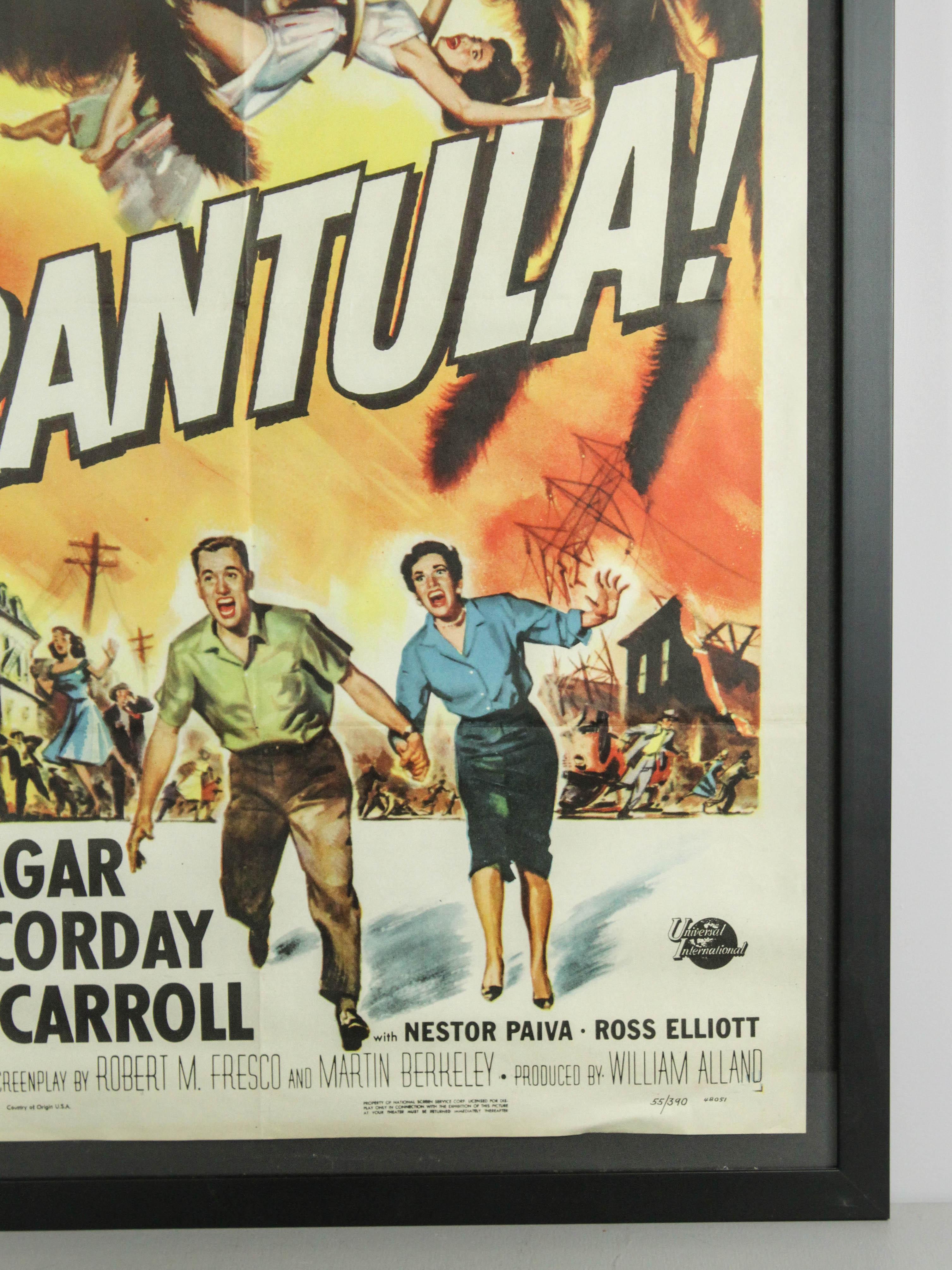 Tarantula Vintage Movie Poster