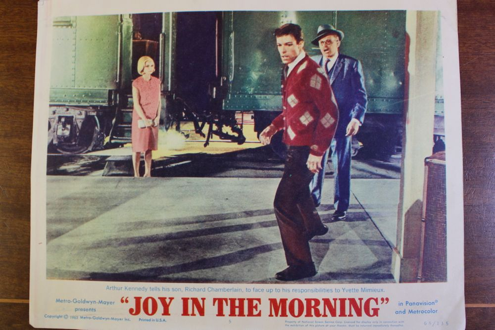 Joy In The Morning Movie Poster Amp Set Of Lobby Cards