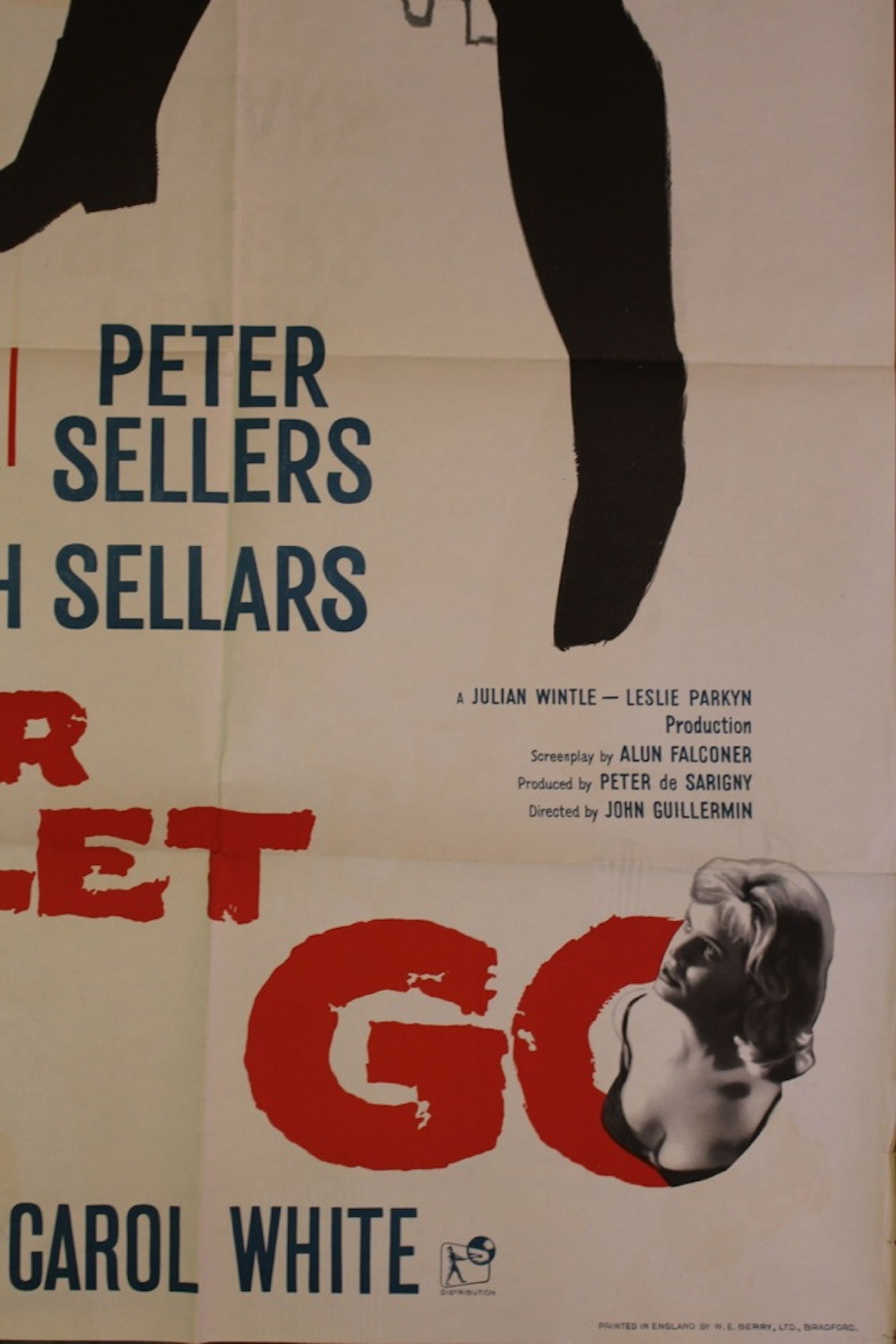 Never Let Go Movie Poster