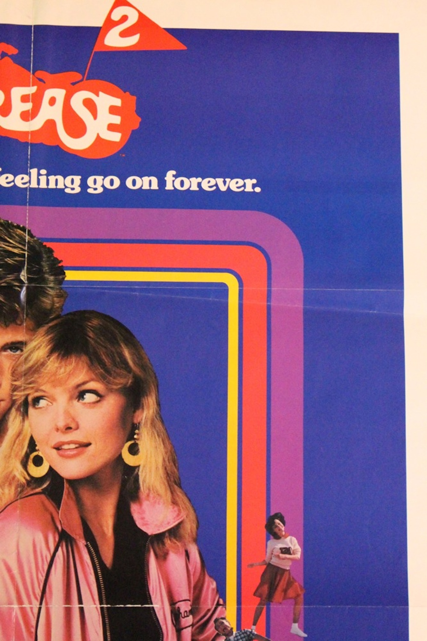 �grease 2� movie poster