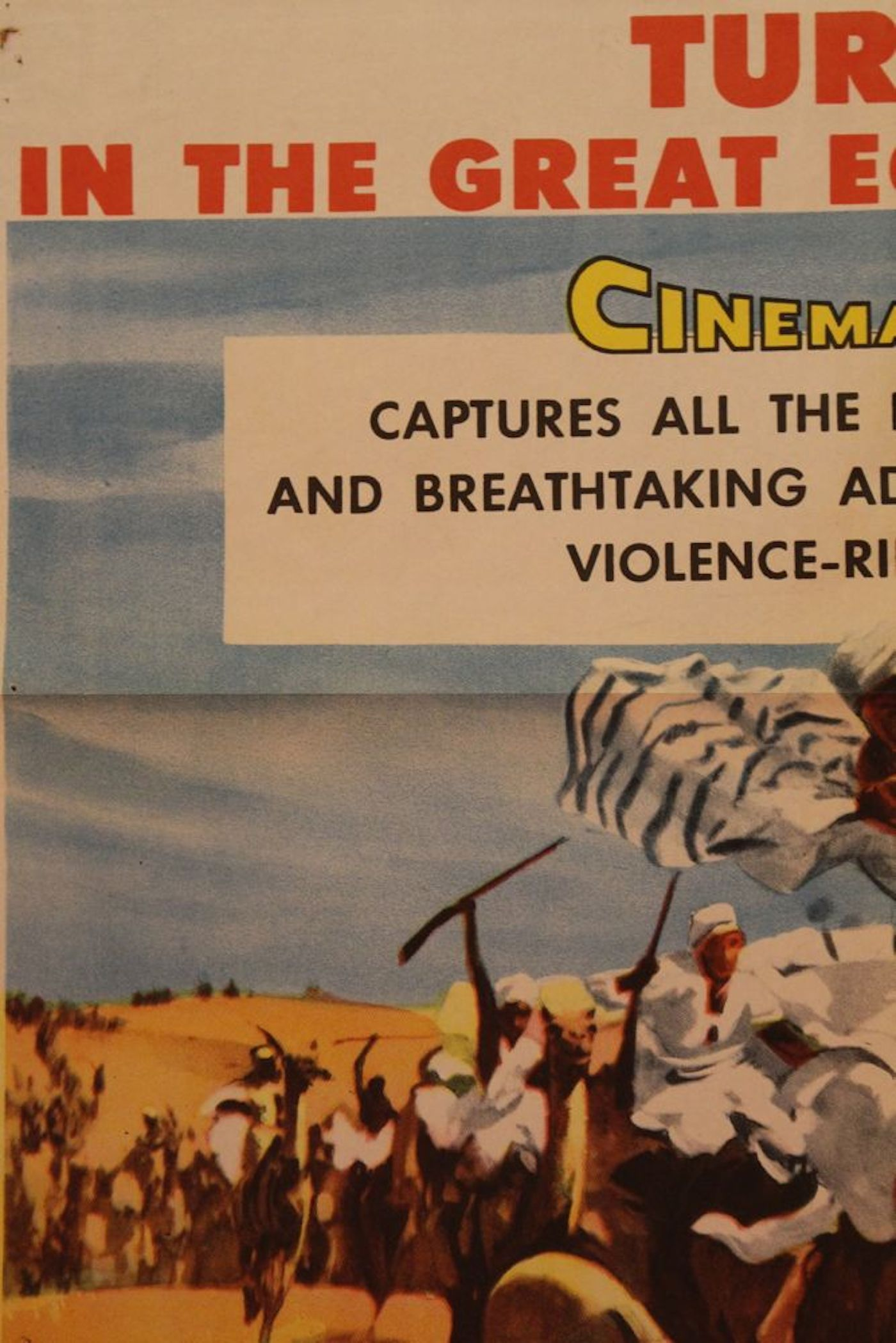 Storm Over The Nile Movie Poster