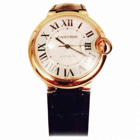 cartier time piece